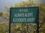 Always Alert, Accidents Avert