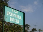 Speed Thrills, But Kills