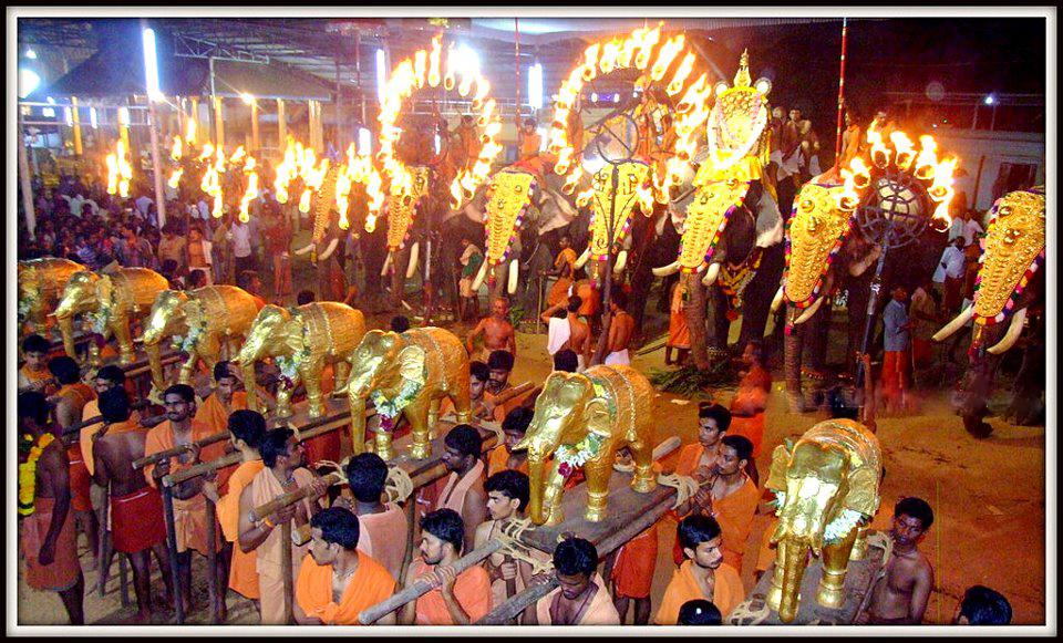 Temple Images in Kerala Kerala Temple Festival –