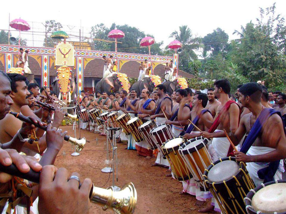 panchavadyam instruments - photo #8