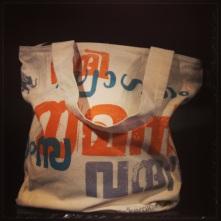 Canvas bag by Viakerala