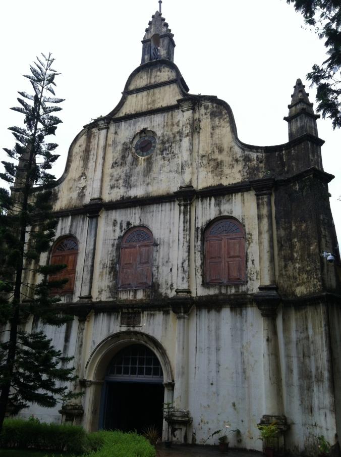 St. Francis Church- The original burial site of Vasco da Gama