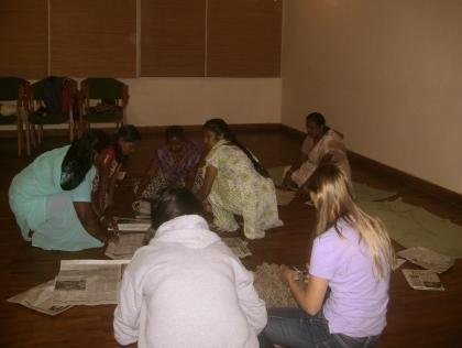 Paper bag workshop - Raxa Collective