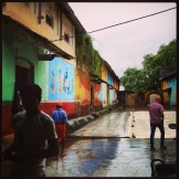 Courtyard of a godown in Mattancherry credit Ea Marzarte – Raxa Collective