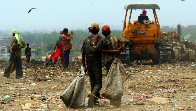 Recycling In India