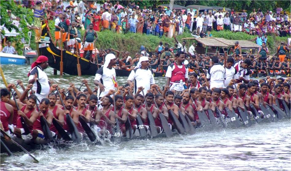 Team of oarsmen elhouz