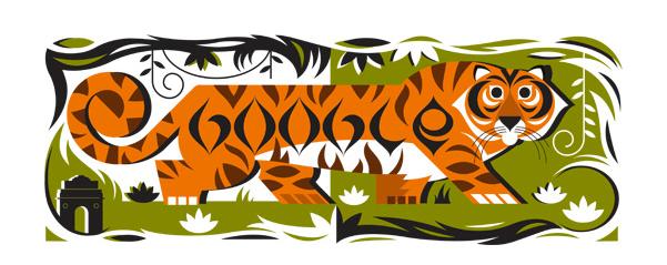 India Republic Day Doodle
