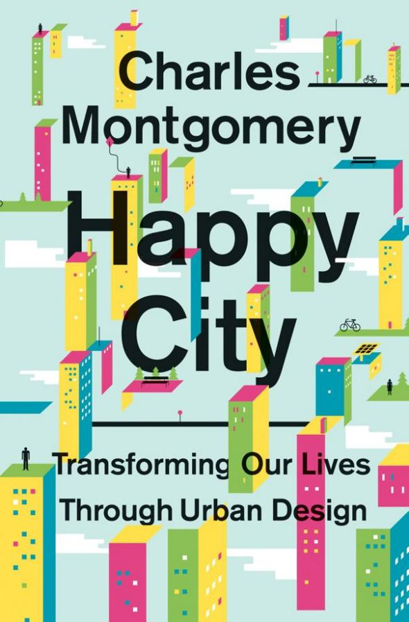 Excerpted from Happy City: Transforming Our Lives Through Urban Design by Charles Montgomery, published in November 2013 by Farrar, Straus and Giroux, LLC. Copyright © 2013 by Charles Montgomery. All rights reserved.
