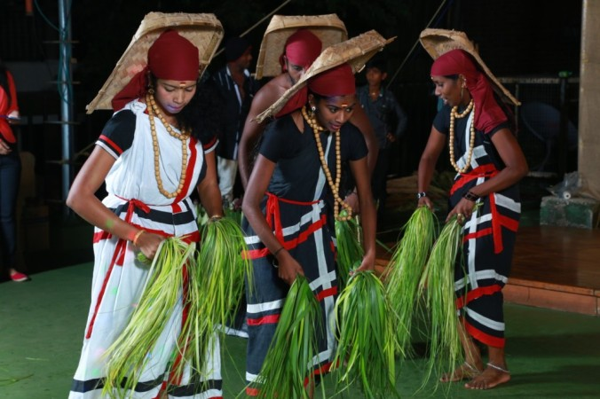 Tribal Harvest Dance