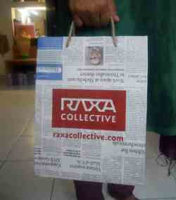 raxa collective bag