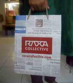 raxa collective bag