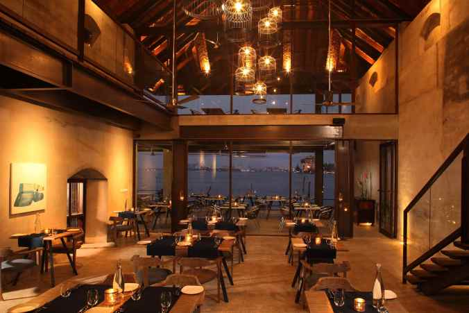 51 Restaurant; photo credit: Shaheen Thaha