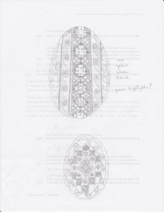 Egg blueprints