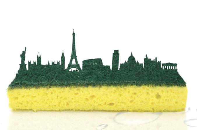 city-sponge
