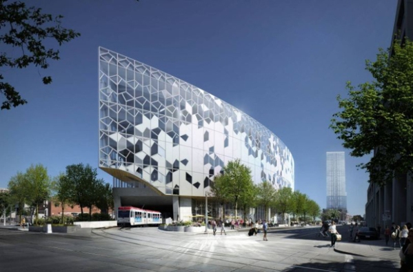 The New Central Library, Calgary, Canada - Snøhetta