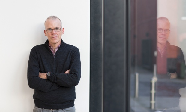 Bill McKibben: 'I'd rather be causing more trouble more directly, as well as doing some writing' Photograph: Graeme Robertson