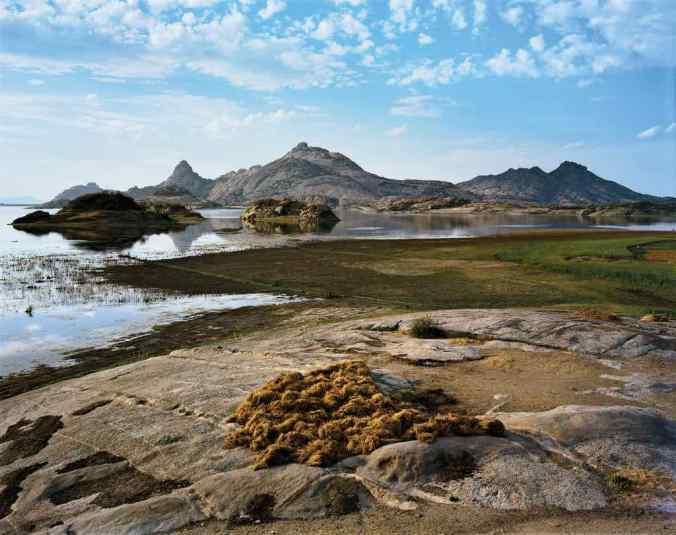 The area around Jawai Lake, for millennia the home of Rajput farmers. Richard Mosse