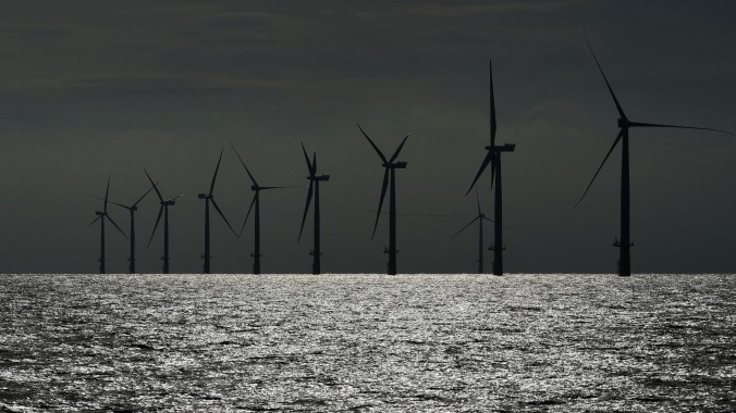 Germany is set to overtake the UK as the biggest installer of offshore wind globally, Denmark comes behind the UK by capacity, followed by Belgium and China PHOTO: Reuters/Fabian Bimmer