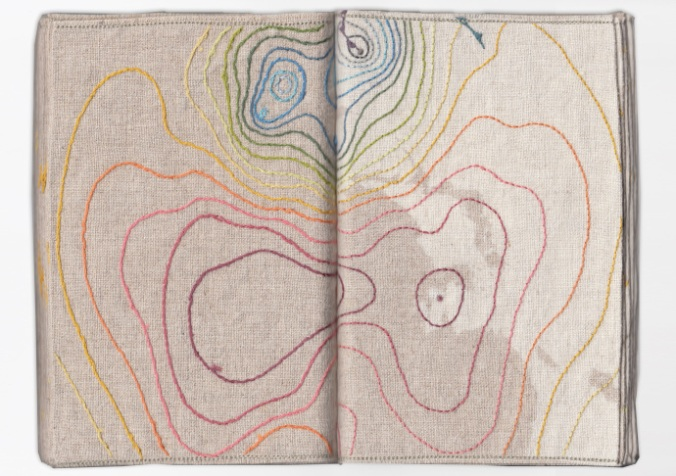 DRAWING BY MASACO KURODA, COURTESY THE SKETCHBOOK PROJECT