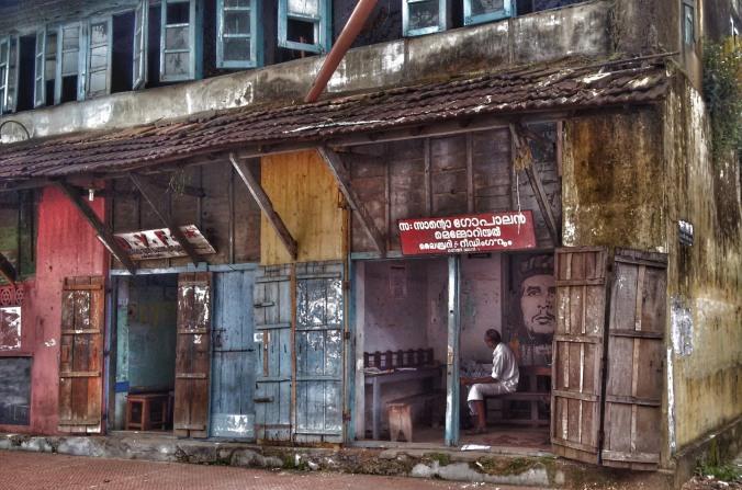 Comrade Santo Gopalan Memorial Library in Fort Kochi. PHOTO: Rahul Sivarajan