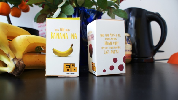 This startup turns almost-expired fruit Into tasty nutritional powder to fight hunger. PHOTO: Co Exist