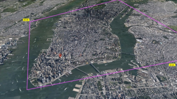A new geolocation system is helping people get around in places where the streets have no name. PHOTO: Mapcode