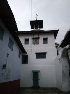 The bell tower of the ancient Malabar Yehudan Synagogue. PHOTO: Rosanna