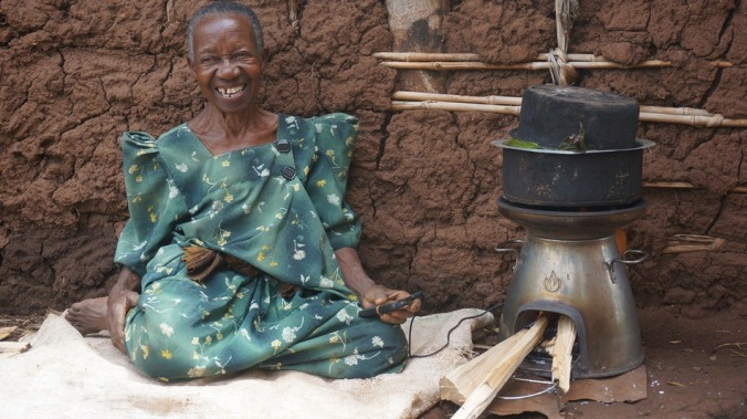 In addition to eliminating 94% of the smoke and 91% of the carbon dioxide emitted by open fires, the HomeStove can save households as much as $8 to $10 per week just on fuel, the company says. the HomeStove can save households as much as $8 to $10 per week just on fuel. PHOTO: Biolite