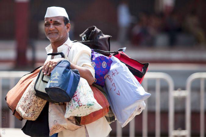 Dabbawala,the lifeline of Mumbai.