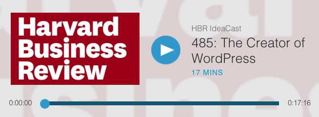 HBR WordPress
