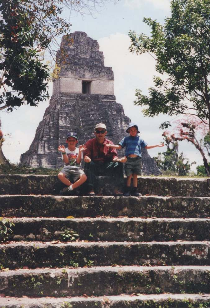 crist and boys tikal.jpg