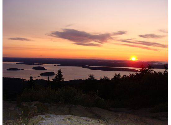 National Park of the Week: Acadia National Park, Maine, U.S.A