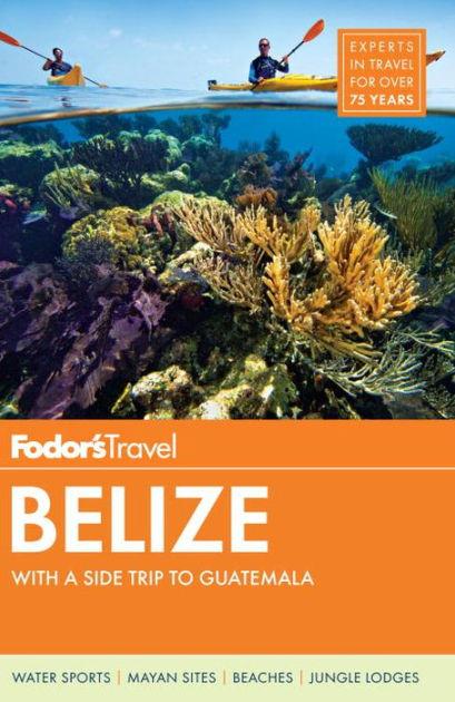 fodors-belize