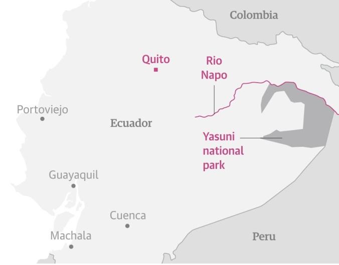 Sani Choice, Yasuni Future | La Paz Group