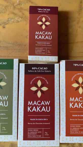 MacawChoc