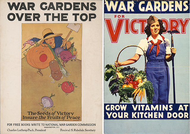 WW1-and-WW2-posters
